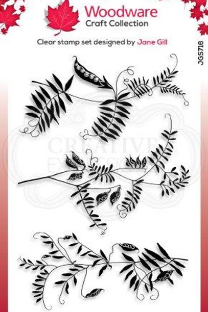 Wood Vetch - Clear stamp