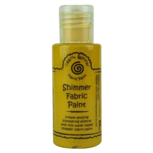 Honey Mustard  - Shimmer - Fabric Paint
