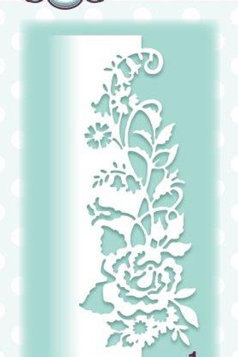 Paper Cuts Collection - Rose Edger