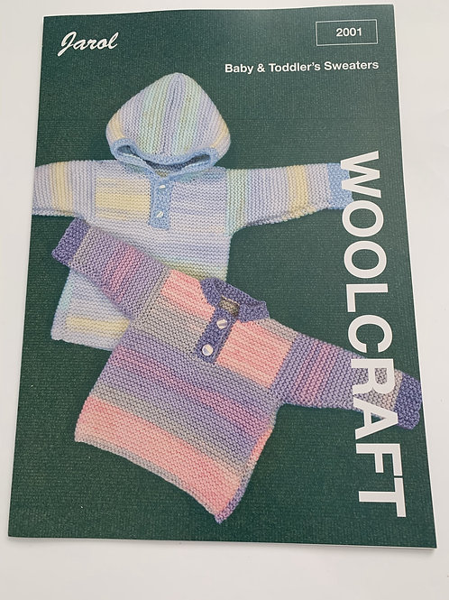Baby DK Baby & Toddler Sweaters Pattern