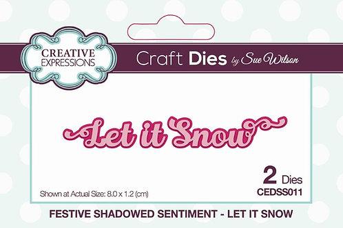 Sue Wilson - Let It Snow