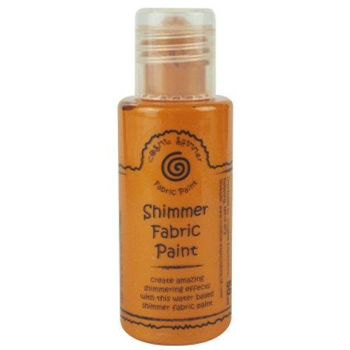 Spiced Pumpkin - Shimmer - Fabric Paint