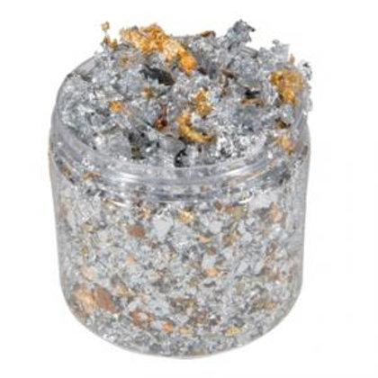 Silver Dream- Gilding Flakes - 200ml