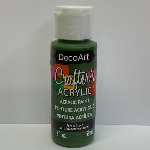 Forest Green - Crafters Acrylic