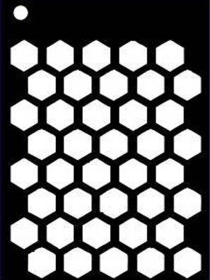 Mini Mask - Honeycomb
