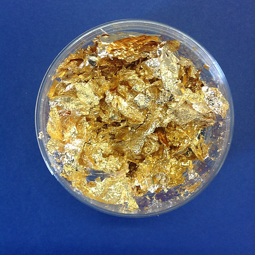 Gilding Flakes - Gold