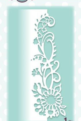 Paper Cuts Collection - Lilly of the valley Edger