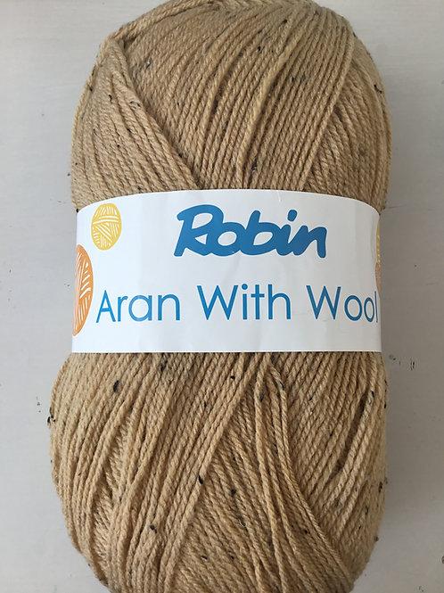 Aran - Brown Mix - 400G