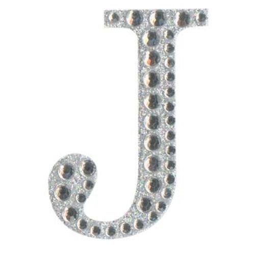J - Gem Sticker