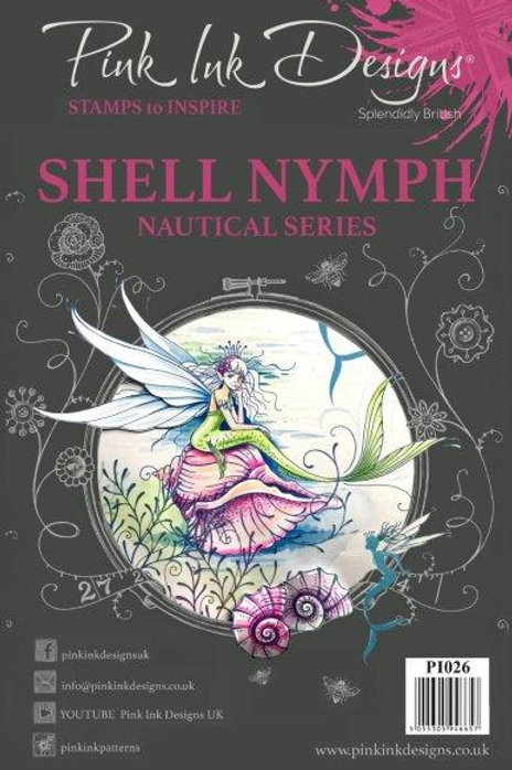 Pink ink - Shell nymph
