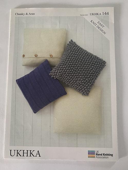 DK Baby Blanket, Hat & Cushion Pattern