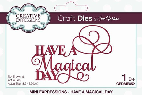 Sue Wilson - Have A Magical Day