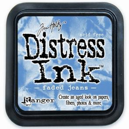 Faded Jeans - Distress  Ink Pad