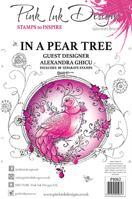 Pink ink - Pear Tree