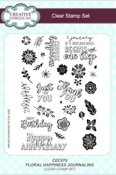 Journaling Stamps