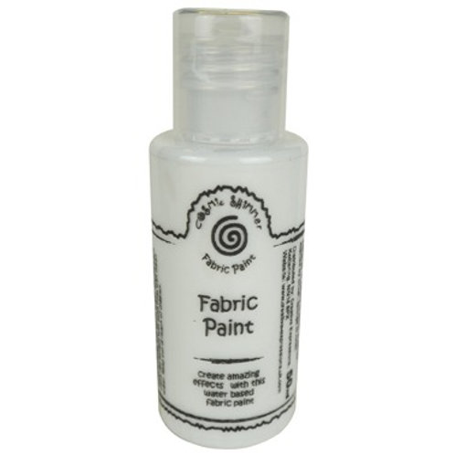 White - Fabric Paint