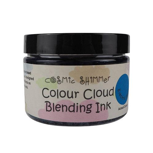 Electric Blue - Colour Cloud