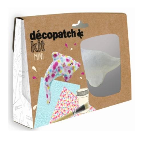 Decopatch Kit - Dolphin