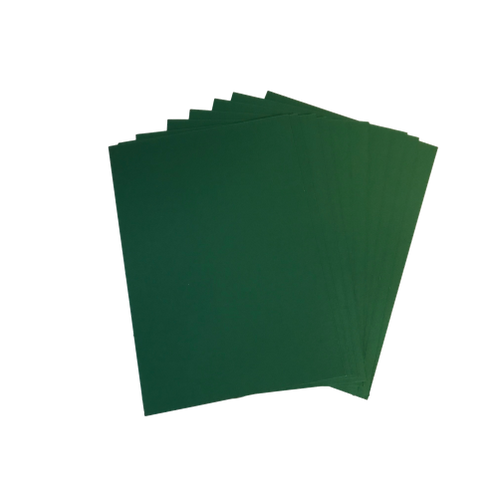 Christmas Green - Oakwood Pearl Card