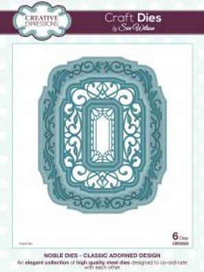 Sue Wilson -Noble Classic Adorned Design Die