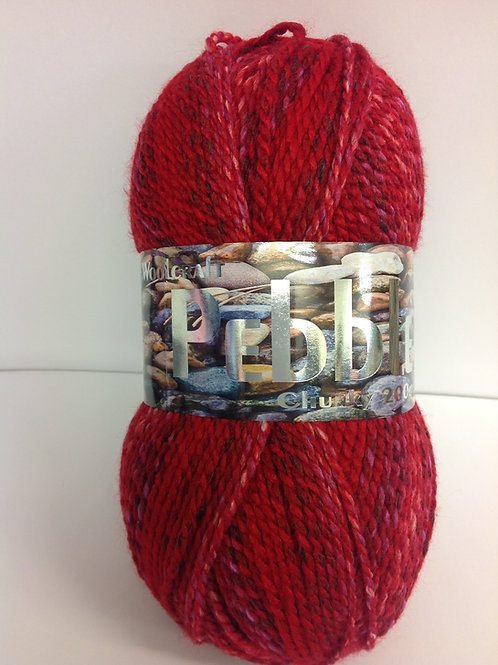 Chunky - Pebbles - Red