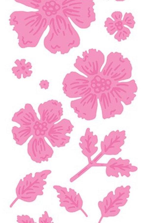Winter Florals - Dianthus Die Set