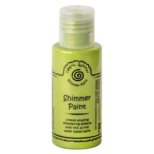 Gold Lime - Shimmer Paint - 50ml