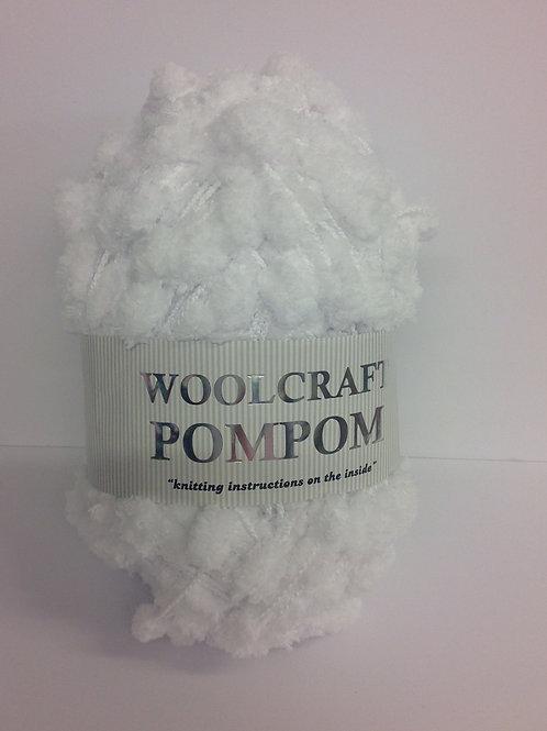 Pom Pom - White