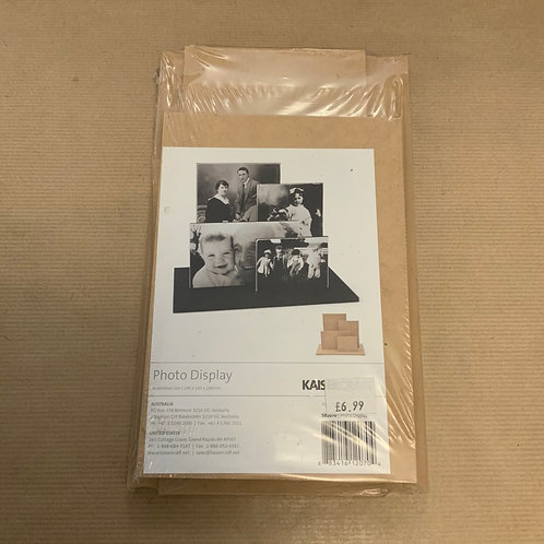 MDF KIT - Photo Display