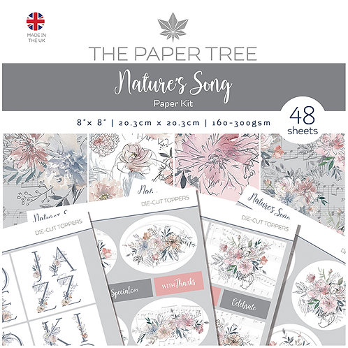 """8""""x8"""" Kit - Natures Song"""