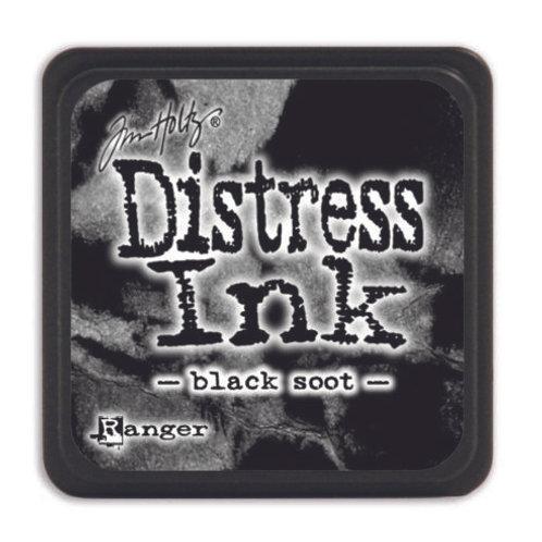 Black Soot - Distress  Ink Pad*