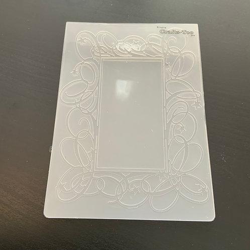 SALE - Embossing Folder
