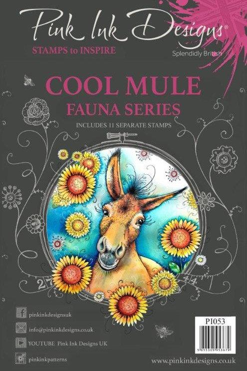 Pink ink - Cool  mule