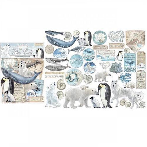 Die Cuts - Wild Artic