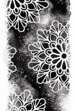 Cosmic Background Stamp