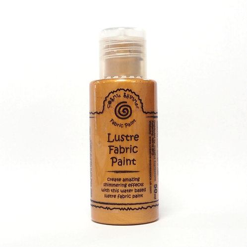 Vintage Gold - Lustre - Fabric Paint