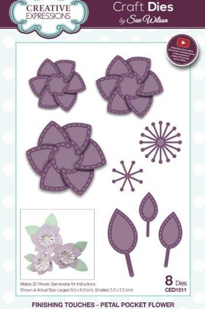 Petal Pocket Flower Set