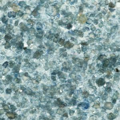 Blue Steel - Mica Flakes