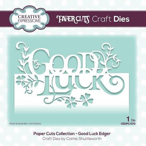 Paper Cuts Collection - Good Luck