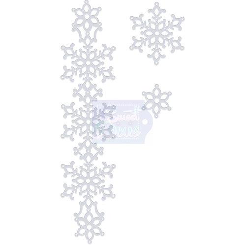 Snowflake Border Die