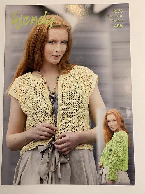 4ply Ladies Cardigan Pattern