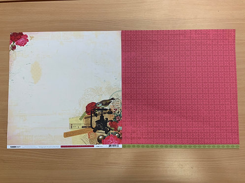 Kaisercraft - Notes