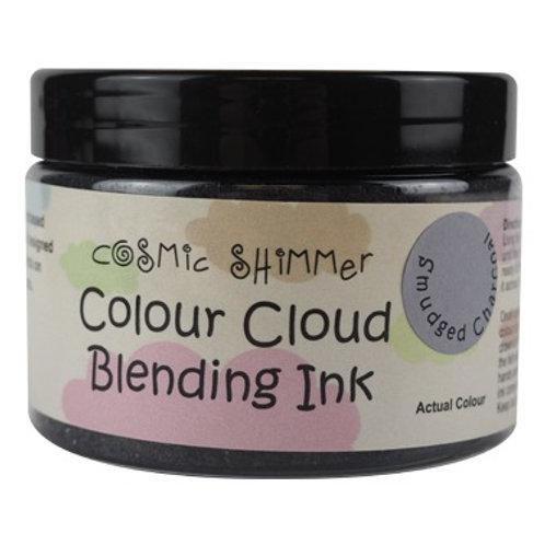 Smudged Charcoal - Colour Cloud