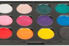 Carnival Brights - Watercolour Palette