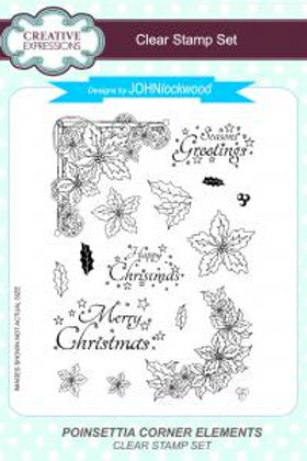 A5 Clear Stamp Set