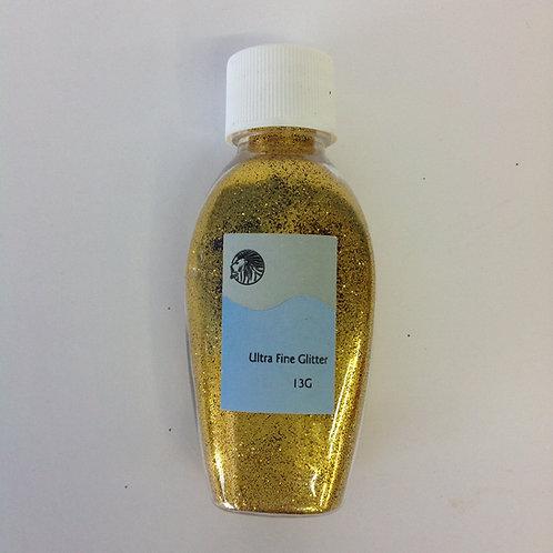 ultra fine - Gold Glitter 13g