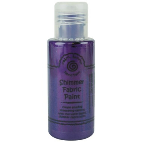 Imperial Purple  - Shimmer - Fabric Paint