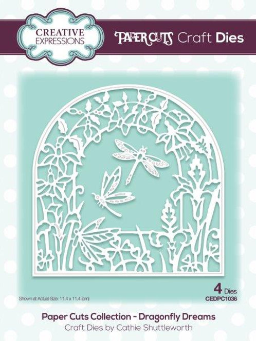 Paper Cuts Collection - Dragonfly Dreams
