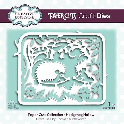 Paper Cuts - Hedgehog Hollow
