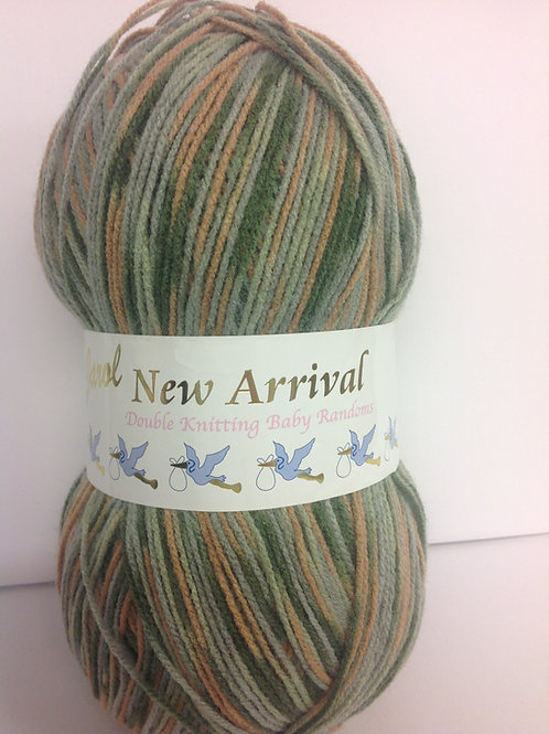 New Arrival - Double Knit - Cascade